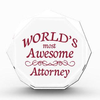 El abogado más impresionante del mundo