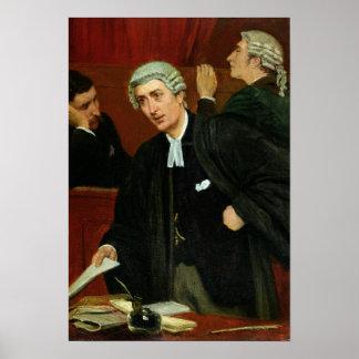 El abogado poster