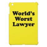 El abogado peor del mundo iPad mini cobertura
