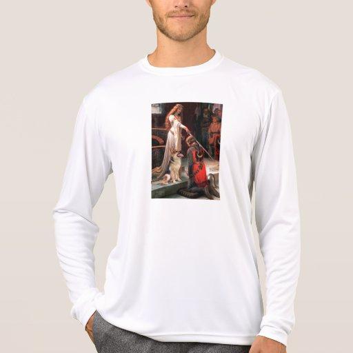 El abrazo - pastor alemán 1 camiseta