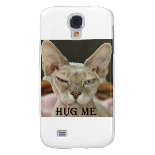 El abrazo yo gato