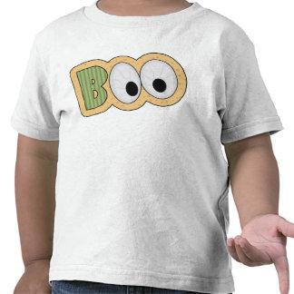 El ABUCHEO calcula visualmente el arte de Camiseta