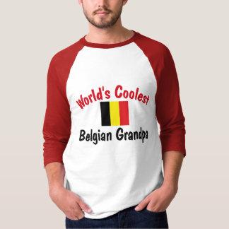 El abuelo belga más fresco del mundo camisas