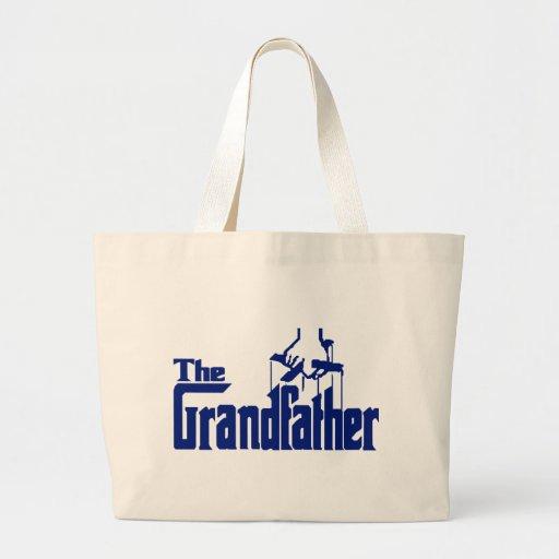 El abuelo bolsa de mano