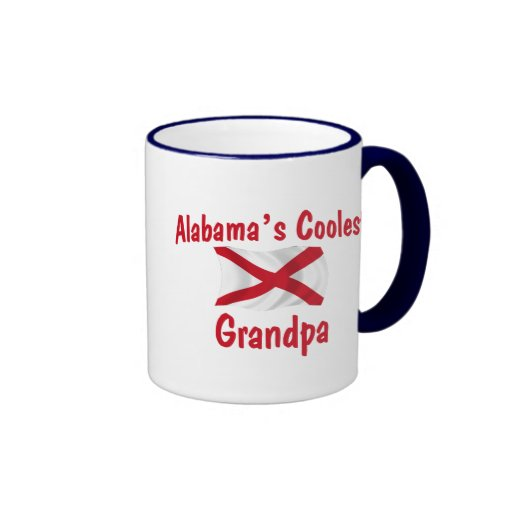El abuelo más fresco de Alabama Tazas