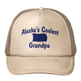 El abuelo más fresco de Alaska Gorras