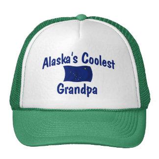 El abuelo más fresco de Alaska Gorros Bordados