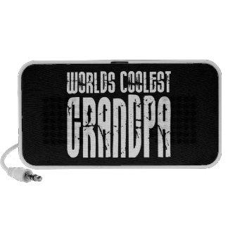 El abuelo más fresco de los abuelos de los mundos  altavoces de viajar