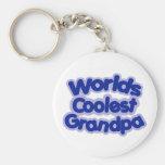El abuelo más fresco de los mundos llavero