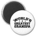 El abuelo más grande del mundo imanes