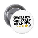 El abuelo más grande del mundo pin