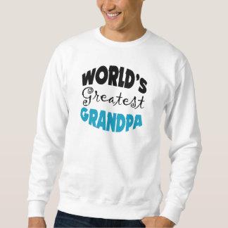 El abuelo más grande del mundo sudadera