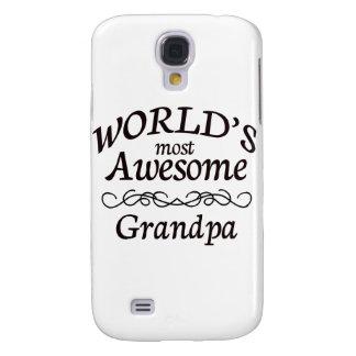 El abuelo más impresionante del mundo funda samsung s4