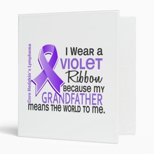 El abuelo significa el mundo a mí linfoma de 2 H