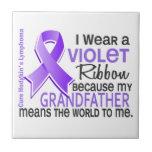 El abuelo significa el mundo a mí linfoma de 2 H Tejas Cerámicas