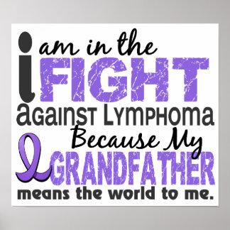 El abuelo significa el mundo a mí linfoma de H Poster