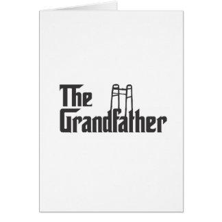El abuelo tarjetas