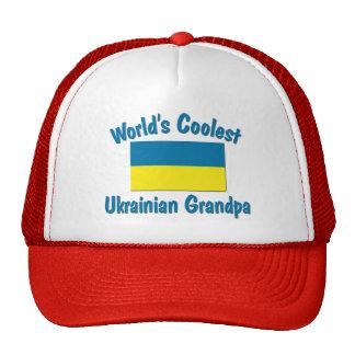 El abuelo ucraniano más fresco gorros