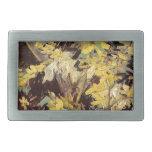 El acacia floreciente ramifica Vincent van Gogh. Hebilla Cinturon