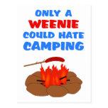El acampar del odio de los Weenies Postal