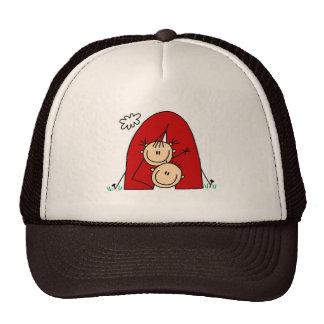 El acampar en gorra de la tienda