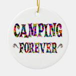 El acampar para siempre ornamentos de reyes magos