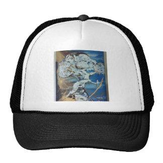 El acantilado del árbol gorra