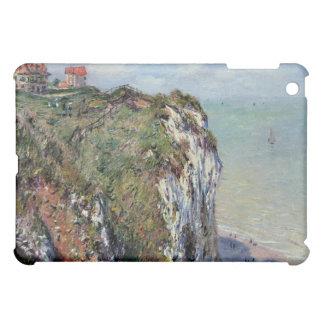 El acantilado en Dieppe - Claude Monet