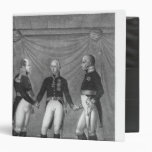 El acebo Alliance, 1815