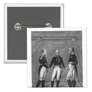 El acebo Alliance, 1815 Pin