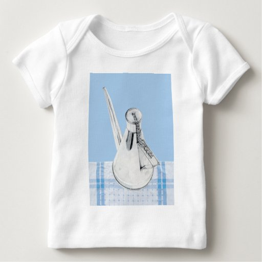 El aceite de oliva puede camiseta infantil
