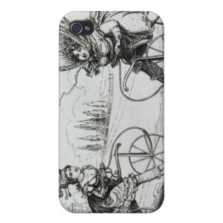El acelerador de las señoras, 1819 iPhone 4 cárcasa