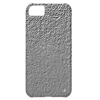 El acero del metal graba en relieve la caja del iP