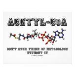 El Acetilo-CoA incluso no piensa en metabolismo fu Anuncios Personalizados