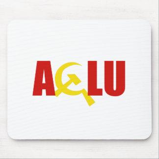 El ACLU es comunista Alfombrillas De Ratones