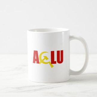 El ACLU es comunista Tazas De Café