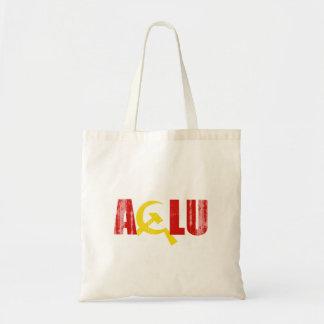El ACLU es Faded.png comunista Bolsas De Mano