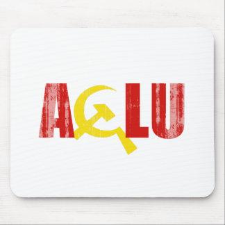 El ACLU es Faded.png comunista Alfombrillas De Ratón