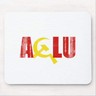 El ACLU es Faded.png comunista Tapete De Ratón