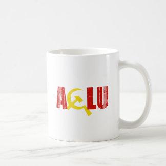 El ACLU es Faded.png comunista Taza