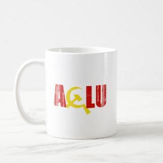 El ACLU es Faded.png comunista Tazas De Café