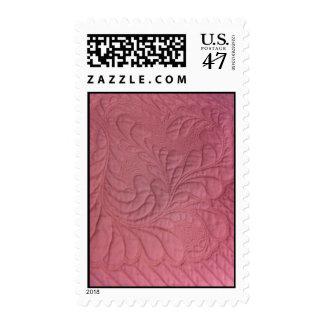 El acolchar asombroso de la máquina sello postal