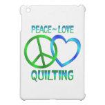 El ACOLCHAR del amor de la paz