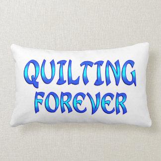 El acolchar para siempre almohada