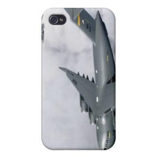 El acompañamiento de F-15B Eagles el primer iPhone 4 Carcasas