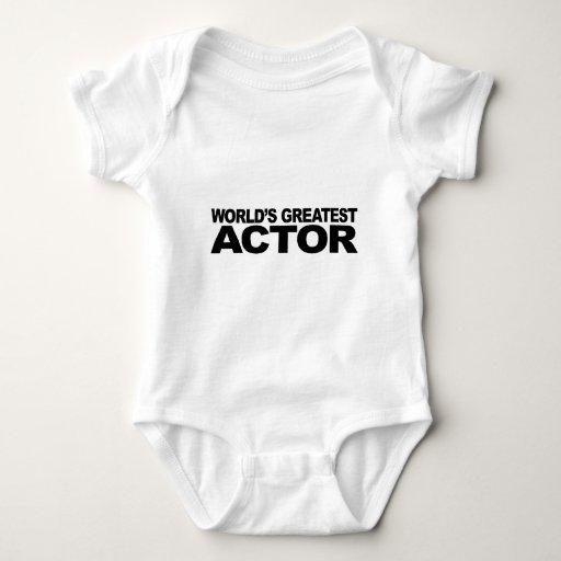 El actor más grande del mundo mameluco de bebé