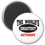 El actuario más grande iman