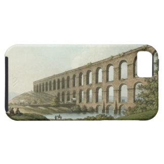 El acueducto cerca de Belgrado, Serbia, platea 6 d iPhone 5 Case-Mate Carcasa