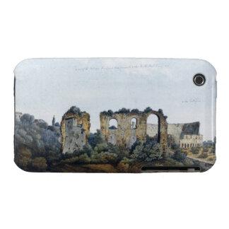El acueducto y el Colosseum, 1778 de Claudean (w/c Case-Mate iPhone 3 Carcasa
