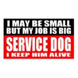 El ADA mantiene tarjetas de información del perro Tarjetas De Visita